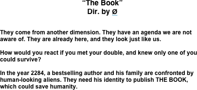 """The Book""